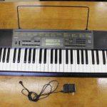 カシオの電子ピアノ CTK-2200を買取しました