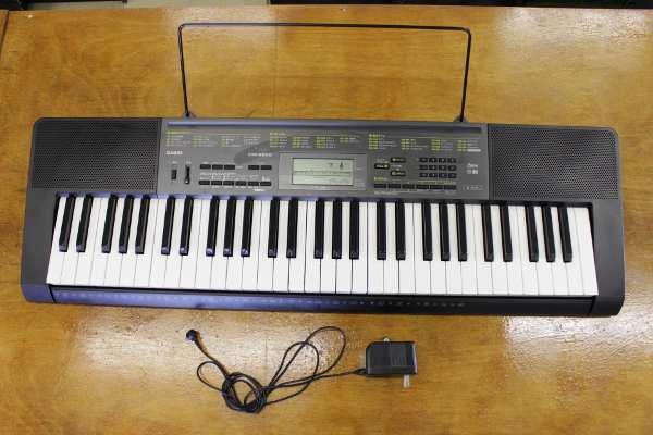 カシオの電子ピアノを買取しました