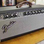 Fender 65 Deluxe Reverb Head アンプを買取しました