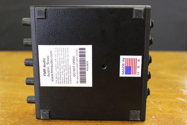 FMR AUDIOのステレオコンプレッサー RNC1773