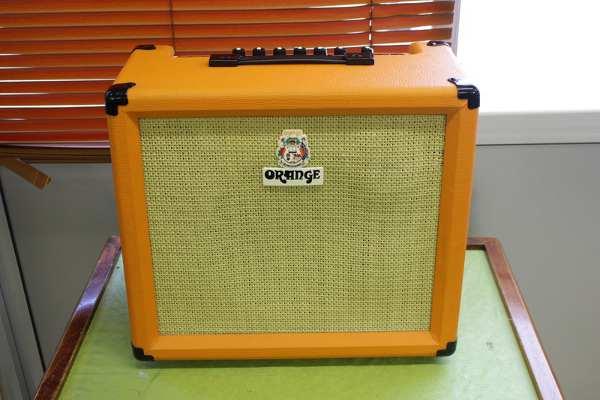 オレンジのギターアンプを買取しました