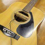 ヤマハのアコースティックギター FG-401を買取しました