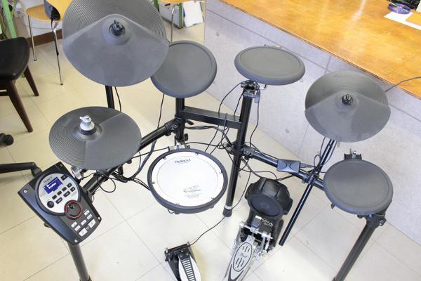 ローランドの電子ドラムセット TD-11K-Sを買取しました
