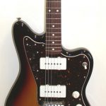 フェンダーのエレキギター ジャズマスターを買取しました
