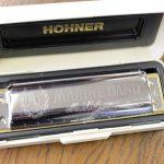 ホーナーのハーモニカ・マリンバンドを買取しました