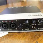 スタインバーグのオーディオインターフェイス UR22mkIIを買取しました