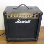 マーシャルのギターアンプ MG15DFXを買取しました