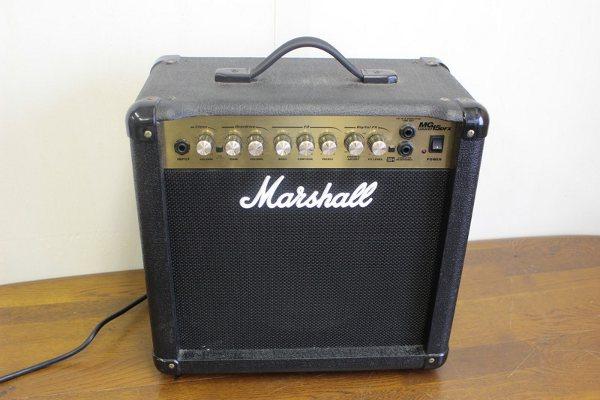 Marshall(マーシャル)のギターアンプを買取しました