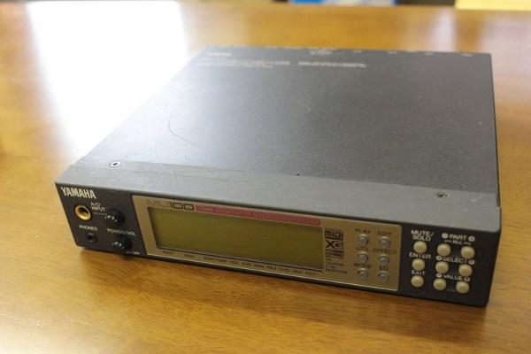 YAMAHA(ヤマハ)の音源モジュールを買取しました